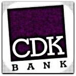CDK-bank Fortis AMEV ASR